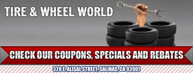 Tire & Wheel World Savings