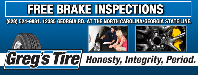 Free Brake Inspections