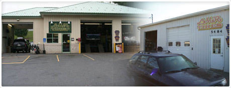 LMR Tires Inc Location