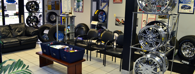 G & H Tire and Service Location2