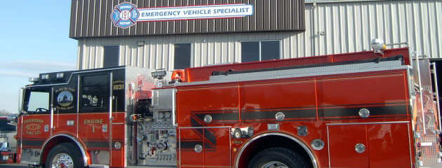 Emergency Vehicle Specialists Location