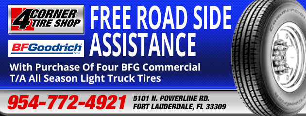 Free Road Side Assistance