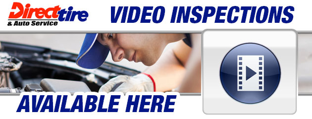 Video inspections available
