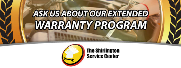 Ask Us about our Extended Warranty Program