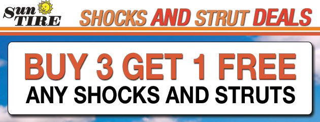 Shocks and Struts Deal