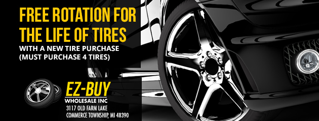 Free Rotation for the Life of Tires