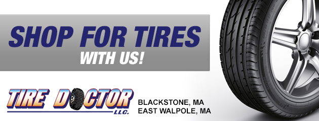 Shop For Tires With Us
