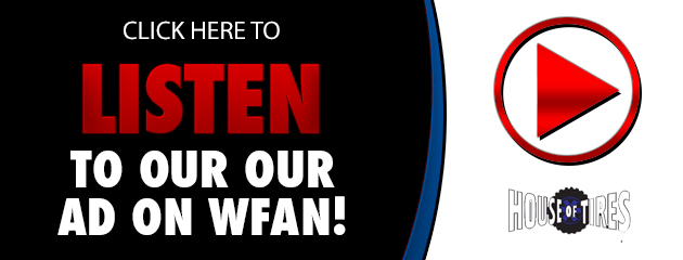 Click here to listen to our ad on WFAN!