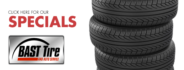 Bast Tire and Auto Service Savings