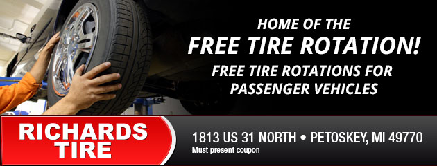 Home Of The Free Tire Rotation!