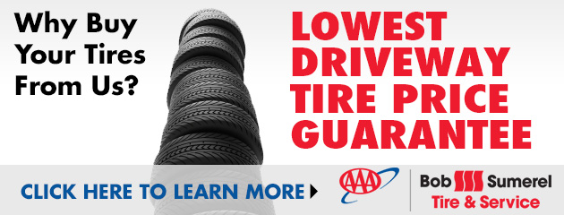 Lowest Driveway Tire Price Guarantee