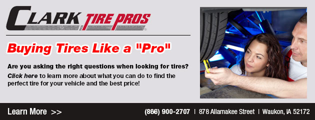 "Buying Tires Like a ""Pro"""