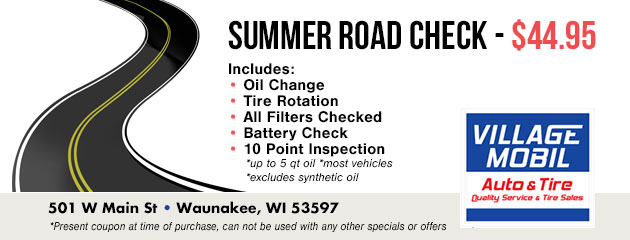 Summer Road Check - $44.95