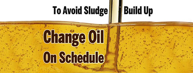 Change Your Oil