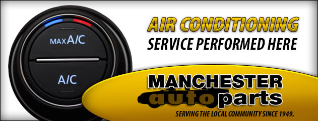 Air Conditioning Service Performed Here