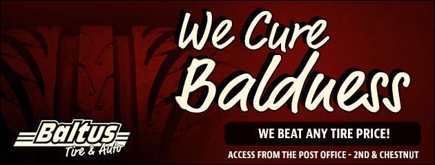 We Cure Baldness!