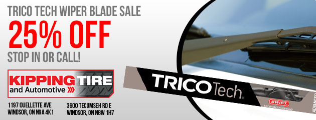 Trico Tech wiper blade Sale