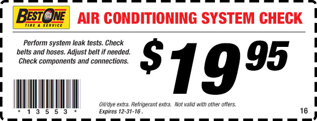 Air Conditioning System Check