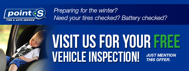 FREE Vehicle Inspection