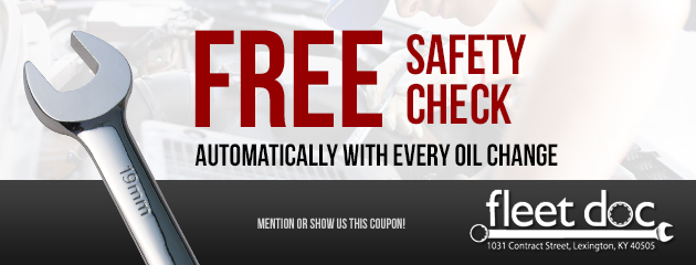 Free Safety Check