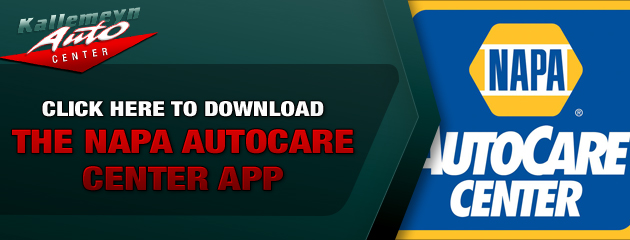 Napa AutoCare Center App