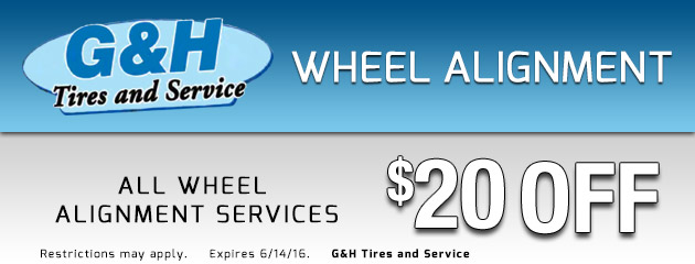 Wheel Alignment Special Coupon