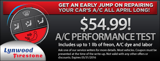 $54.99 A/C Performance Test