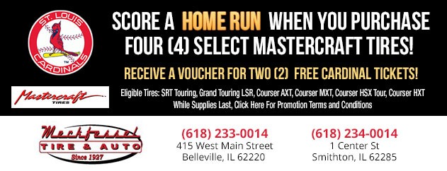 Mastercraft Home Run Cardinal Ticket Giveaway