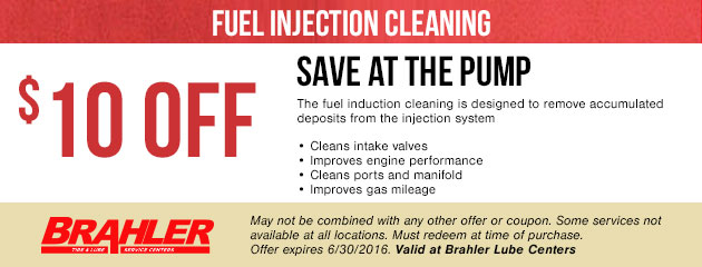 $10 Off Fuel Injection Cleaning