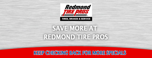 Redmond Tire Factory_Coupons Specials