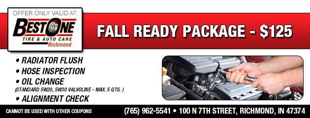 Fall Ready Package