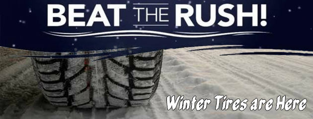 Snow Tires 2016 are here