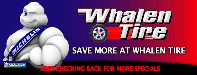 Whalen Tire_Coupons Specials