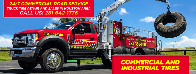 Commercial and Industrial Tires