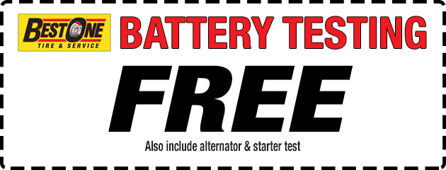 FREE Battery Testing