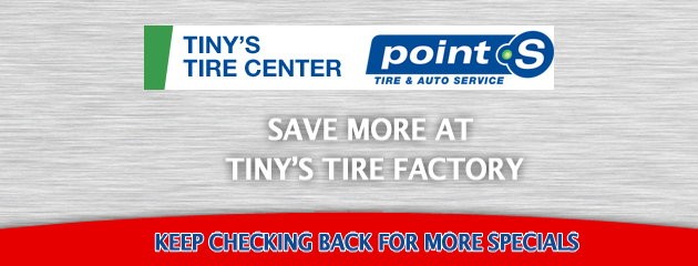 Tinys Tire Factory_Coupons Specials