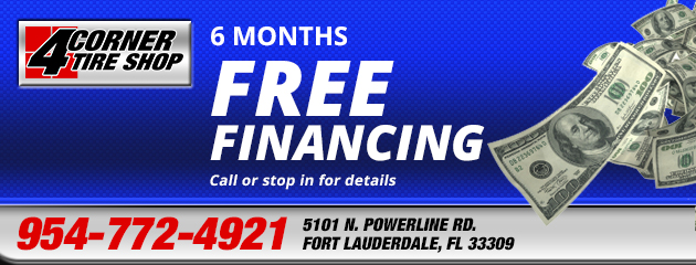 6 Months Free Financing