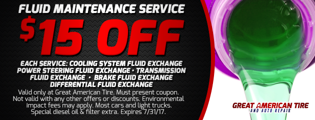 Fluid Maintenance Service