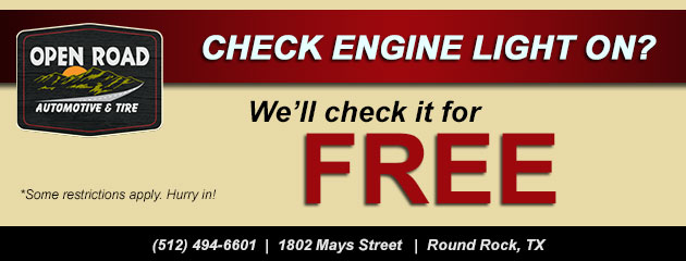 Check Engine Special