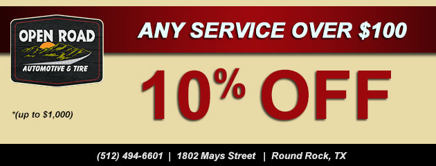 10% off any service over $100