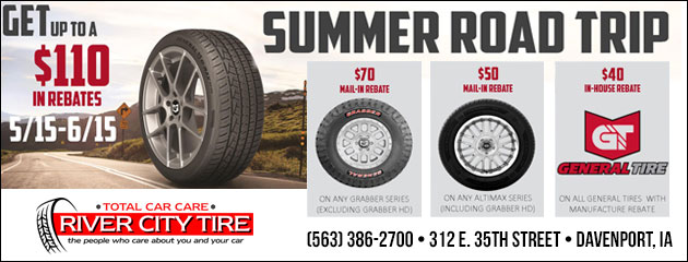 General Tire Rebate In House Special