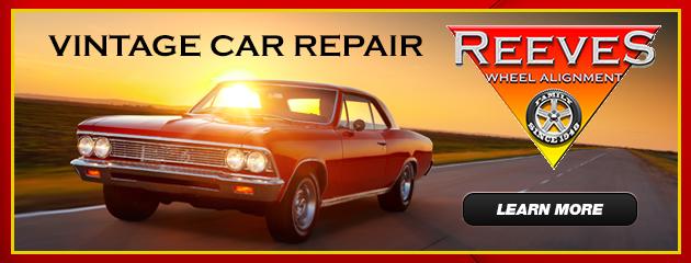 reeves wheel alignment  owosso mi tires auto repair shop