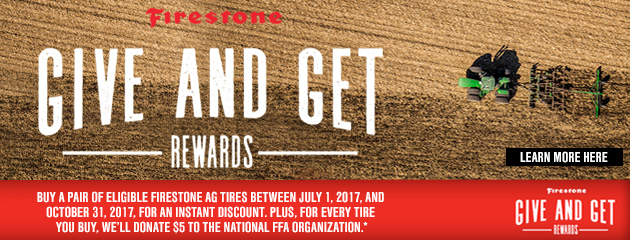 Firestone Give And Get Rewards