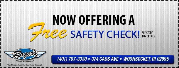 Free Safety Check!