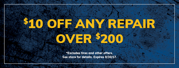 $10 Off any Repair Over $200