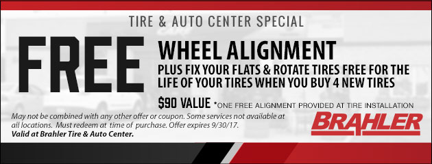 Free Wheel Alignment*