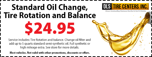 Discount tire balance and rotation coupon