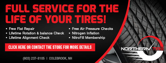 Free Services For The Life Of Your Tires!