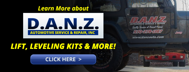 Lift, Leveling kits and more!