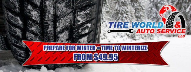 Prepare for winter = Time to Winterize, from $49.95